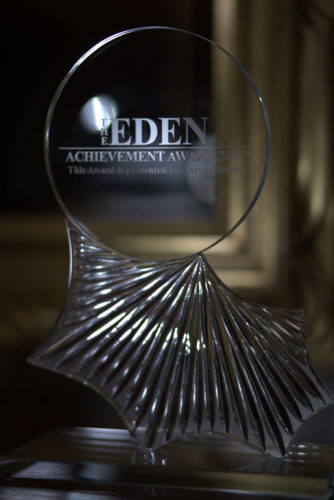 The Eden Achievement Award