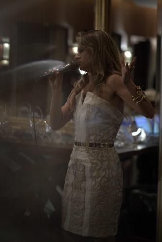 Entertainment auf höchstem Niveau Maria-Elena Infantino
