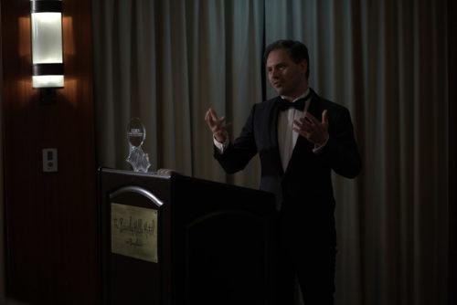 Award-Winner Marcus Rübbe