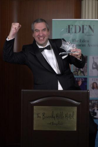 Award-Winner Marcus Giers
