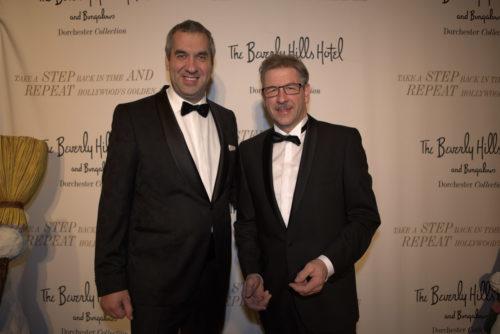 Marcus Giers mit Gerhard Matthes