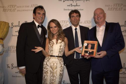 Toni Tarantino, Maria-Elena Infantino, Carlo Ponti jr., Bruno Serato