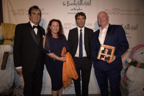 Toni Tarantino, Astrid Arens, Carlo Ponti jr., Bruno Serato