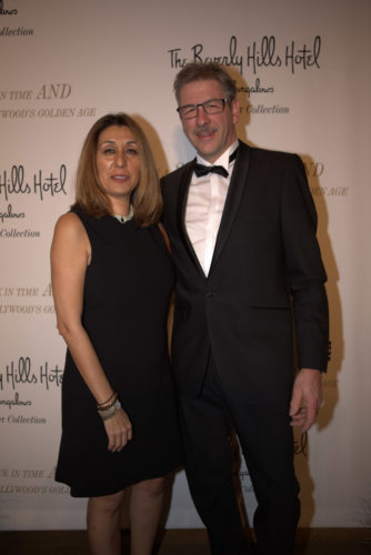 Maryam Morrision mit Gerhard Matthes