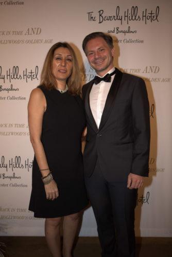 Maryam Morrision mit Marcus Rübbe