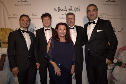 dt. Redner Marcus Rübbe, Christoph Ulrich Mayer, Astrid Arens, Gerhard Matthes, Marcus Giers