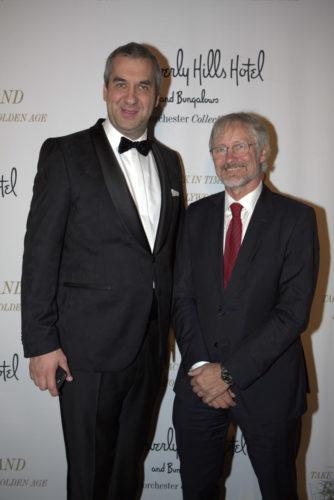 dt. Unternehmer Marcus Giers mit dt. Generalkonsul Hans Jörg Neumann