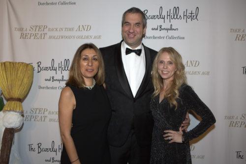 Founder of THE EDEN MAGAZINE Maryam Morrision, Top Speaker & Business Expert Marcus Giers, Hollywood Schauspielerin Dina Morrone (u.a. Twillight Saga, Born Ultimatum)